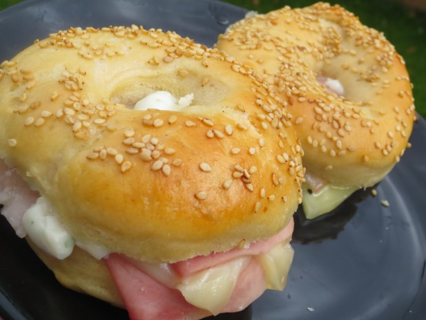 Bagels con Thermomix (pan Judeo-Americano)