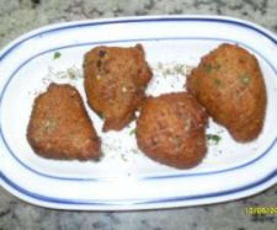 Huevos tontos (Aprovechamiento de pan)
