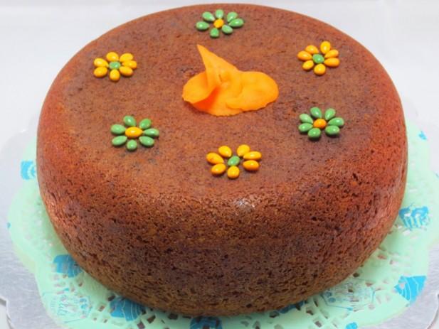 Tarta carrot cake olla GM