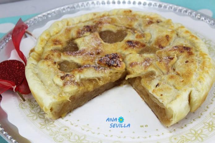 Empanadillas de manzana olla GM