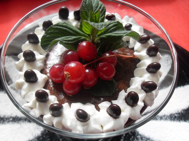 Mousse de chocolate Thermomix