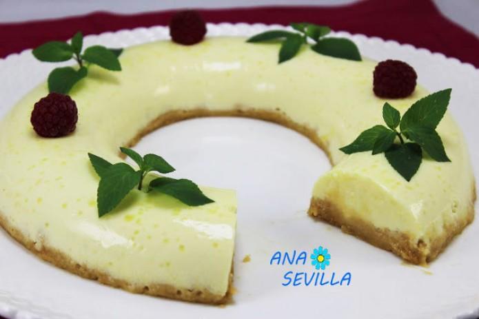 Pastel rápido de limón