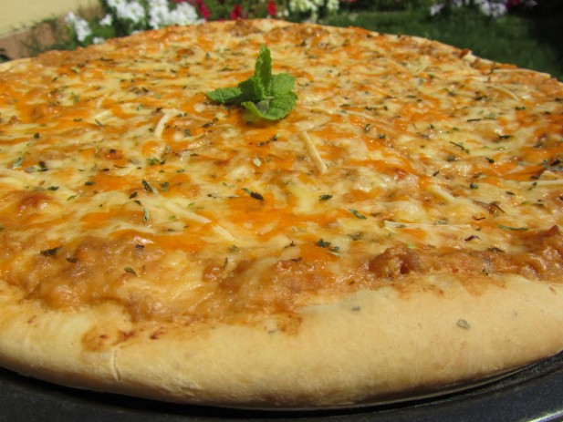 Pizza de lasaña