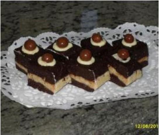 Pralinés de chocolate