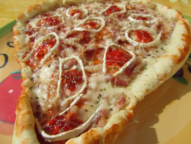 Pizza racchetta Thermomix