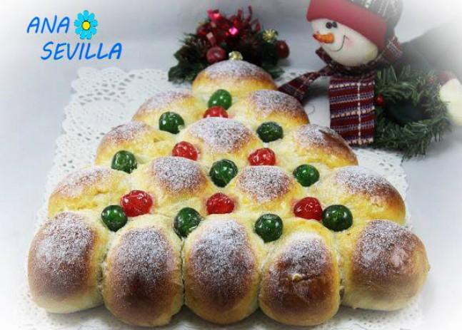 Pan dulce de nata