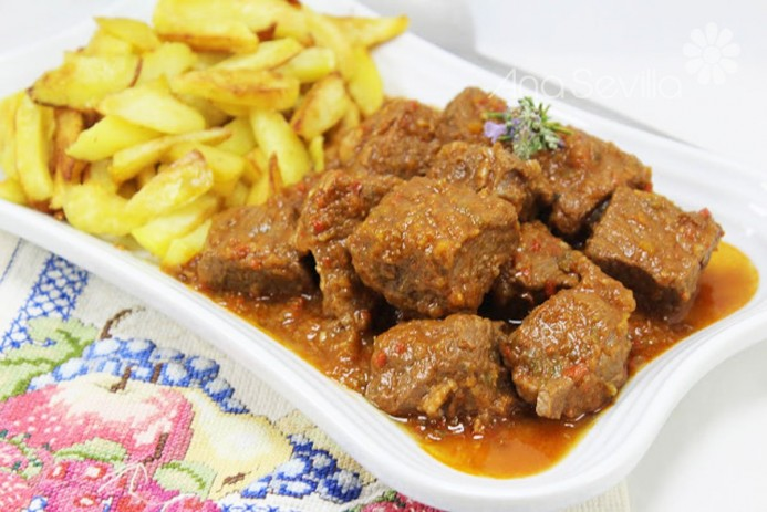 Carne al toro