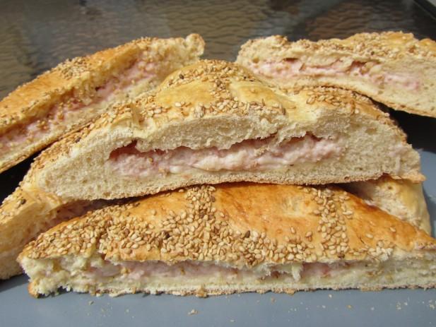 Sandwich al horno
