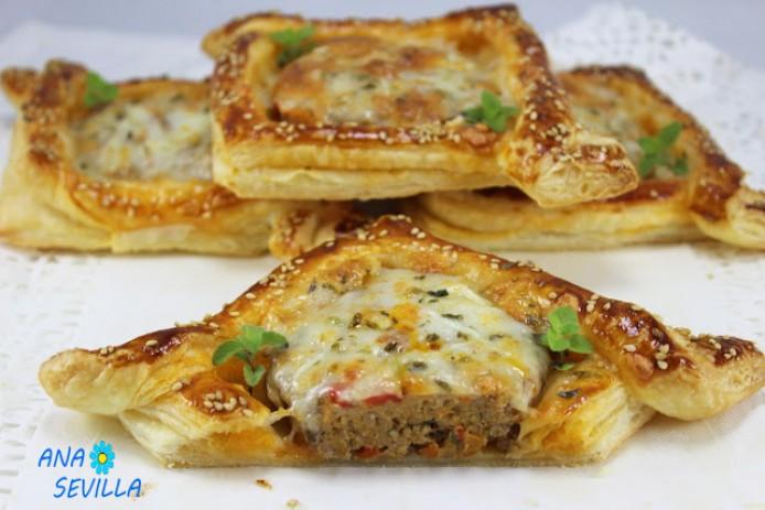 Tartaletas de carne