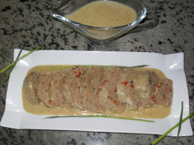 Rollos de carne en salsa Thermomix